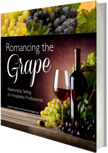 Romancing the Grape - book cover
